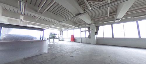 3F Lab ラボパノラマ写真