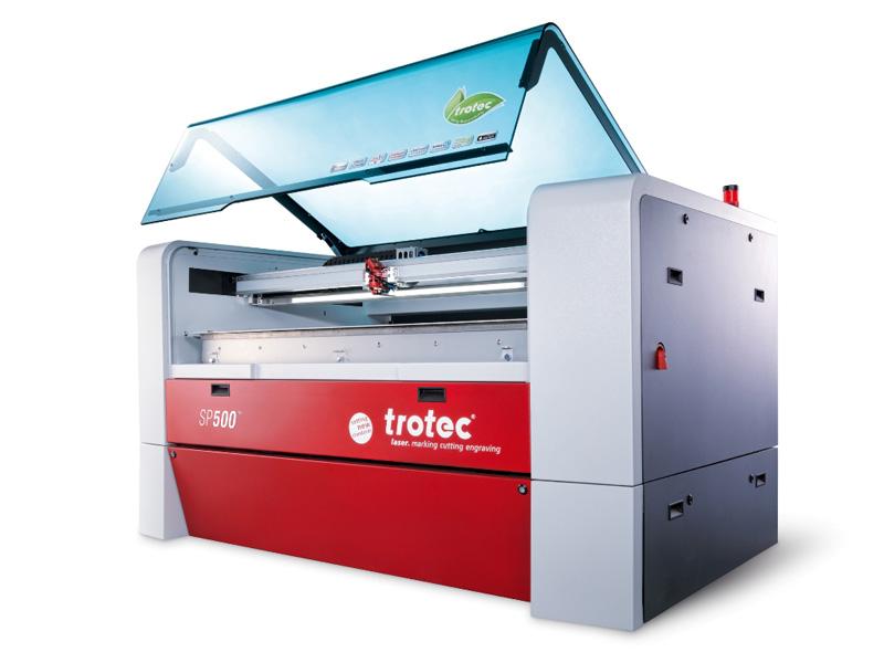 Laser Cutter / SP 500